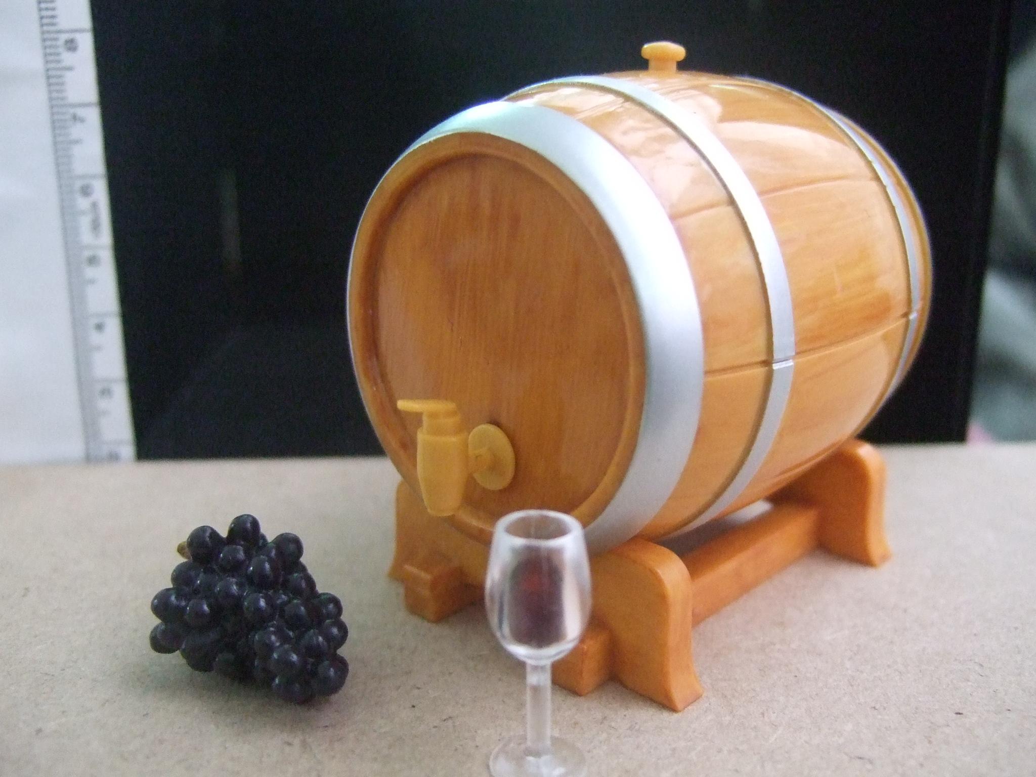 ชุดถังไวน์