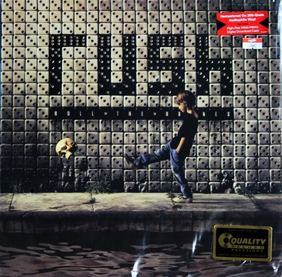 Rush - Roll The Bones 1Lp N.