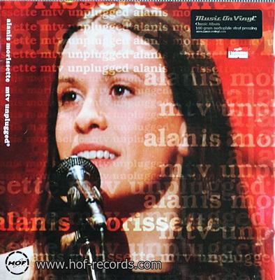 Alanis Morissette - Mtv Unplugged 1lp NEW