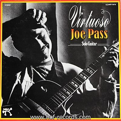 Joe Pass - Virtuoso 1973