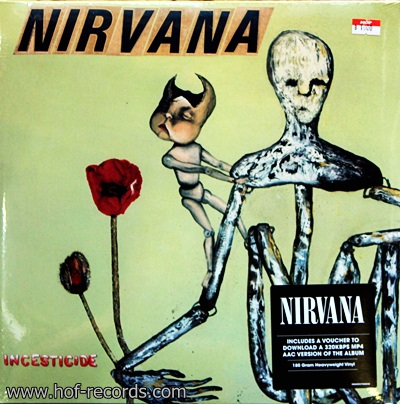 Nirvana - Incesticide 2Lp N.