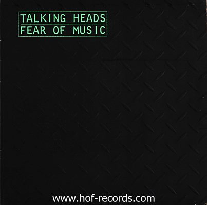 Talking Heads - Fear Of Music 1979