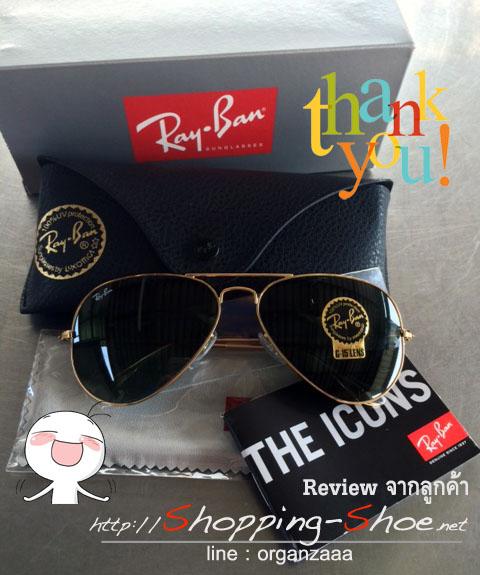 ray ban,aviator,แว่นกันแดด,แว่นกันแดดเรย์แบน,rayban แท้