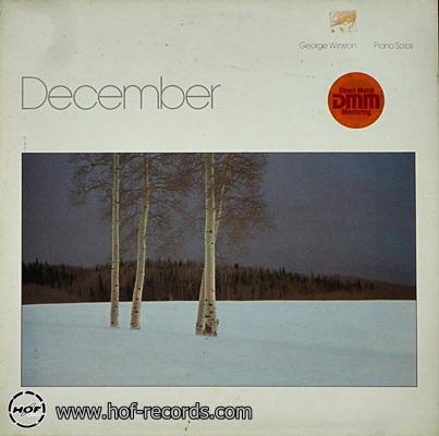 George Winston - December 1982 1lp