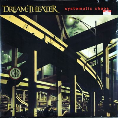Dream Theater - Systematic Chaos 2Lp 2007 N.