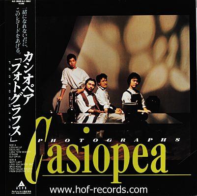 Casiopea - Photographs 1983