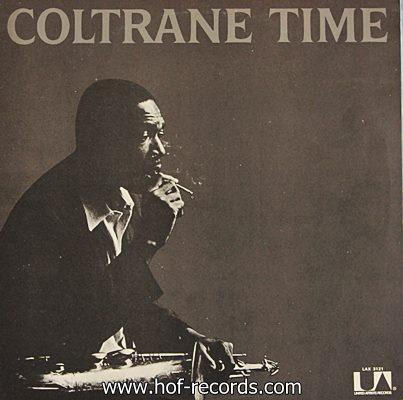 John Coltrane - Coltrane Time 1lp