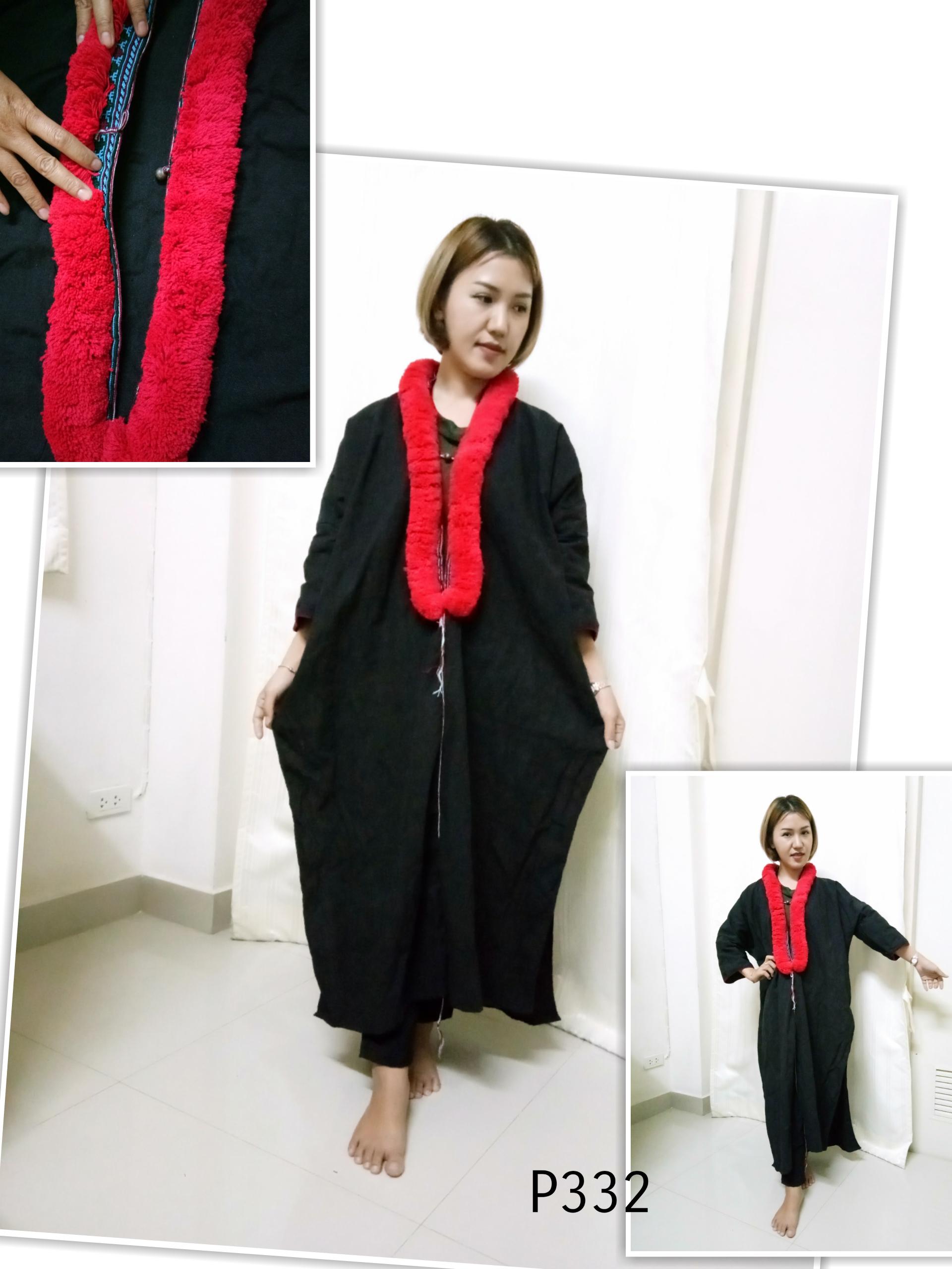 เสื้ออิวเมี่ยนผู้หญิงแบบสวม