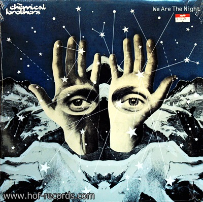 The Chemical Brothers - We Are The Night 2Lp N.