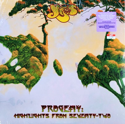 Yes - Progeny Highlights From Seventy-Two 3Lp N.