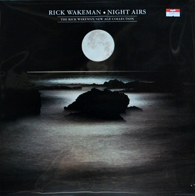 Rick Wakeman - Night Airs 1Lp N.