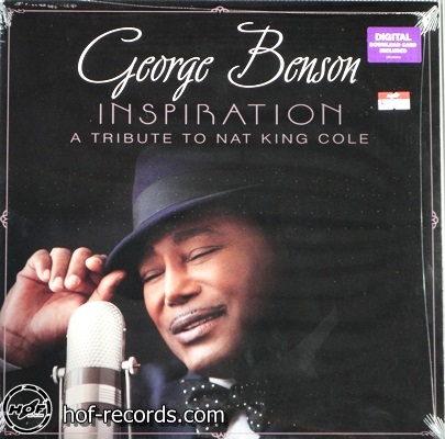 George Benson - Inspiration ATribute To Nat King Cole 1lp NEW