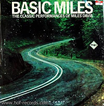 Miles Davis - Basic Miles 1Lp