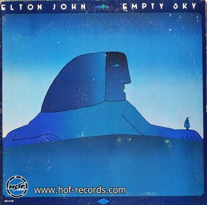 Elton John - Empty Sky 1975 1lp