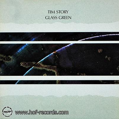 Tim Story - Glass Green 1987 1lp