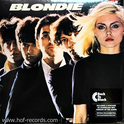 Blondie - Blondie 1Lp N.