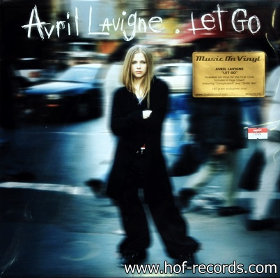 Avril Lavigne - Let Go 1Lp N.