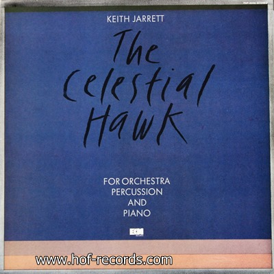 Keith Jarrett - The Celestial Hawk 1980
