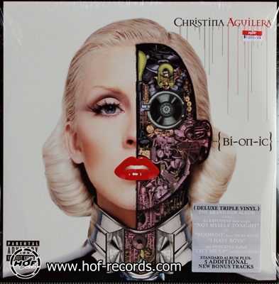 Christina Agvilera - Bi-On-Ic 2lp