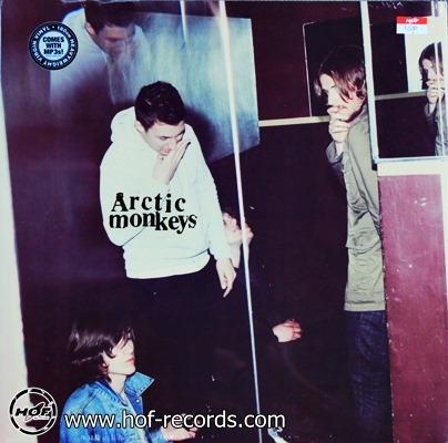 "Arctic Monkeys - ""Humbug"" 1Lp N."