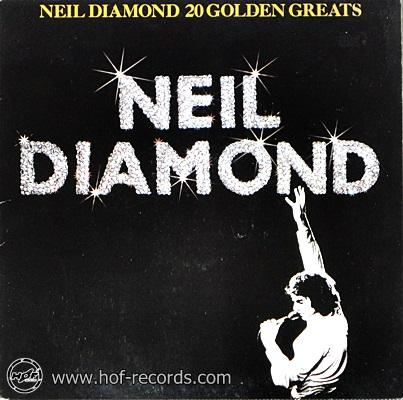 Neil Diamond - 20 Golden Greats 1lp