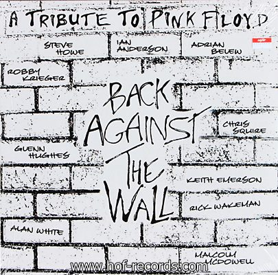 A Tribute To Pink Floyd - Back Agains The Wall 2lp