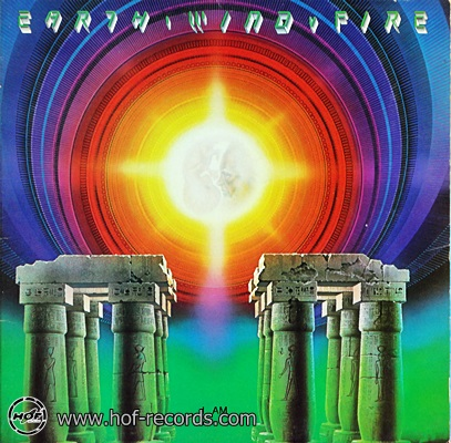 Earth, Wind & Fire - I Am 1979 1lp