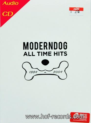 CD Modern Dog - All Time Hits1994-2004