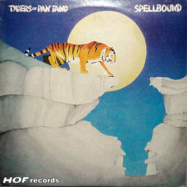 Tigers of pan tang - Spellbound