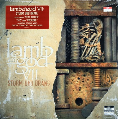 Lamb Of God - VII Sturm Und Drang 2Lp N.