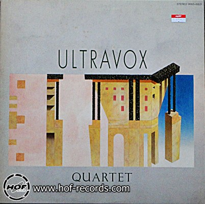 Ultravox - Quartet 1 LP