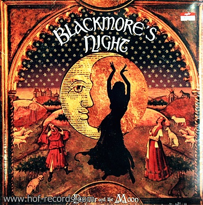 Blackore's Night - Dancer And The Moon 2Lp N.
