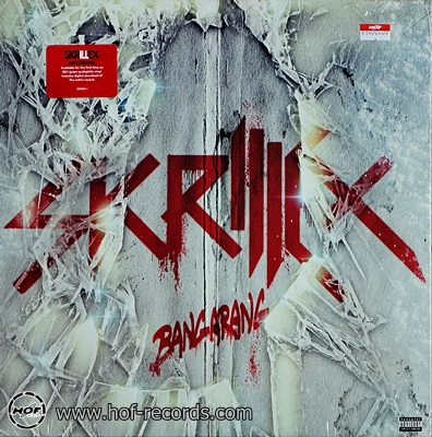Skrillex - Bangarang 1lp NEW