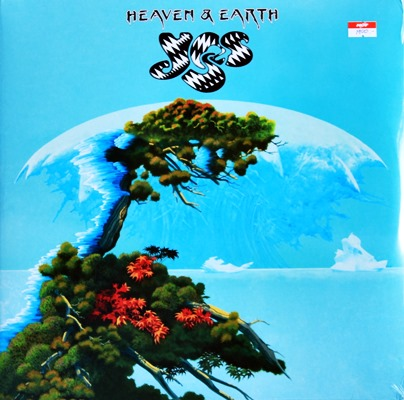 Yes - Heaven & Earth 2Lp N.