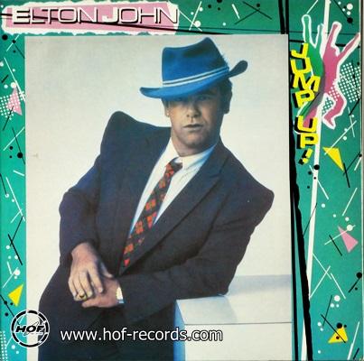 Elton John - Jump Up ! 1981 1lp