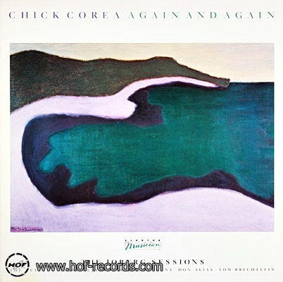 Chick Corea - Again And Again 1983 1lp