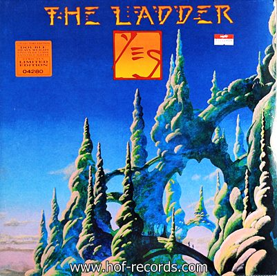 Yes - The Ladder 1999 2lp NEW