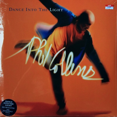 Phil Collins - Dance Into The Light 2Lp N.
