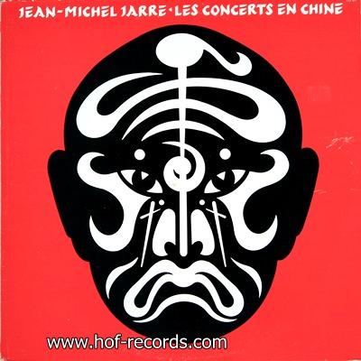 Jean Michel Jarre - Les Concert En China 1982 2lp