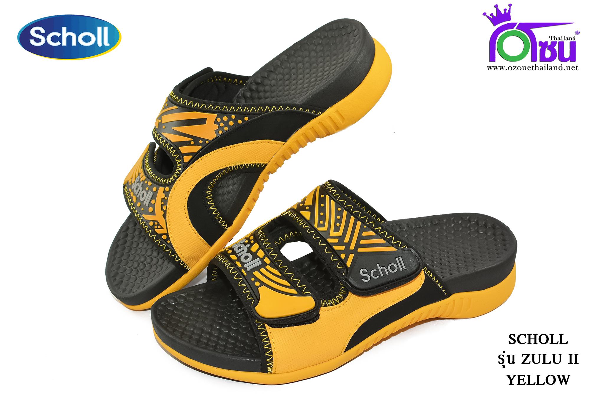 รองเท้าแตะ Scholl Zulu ll (ซูลู 2)เบอร์ 3-9
