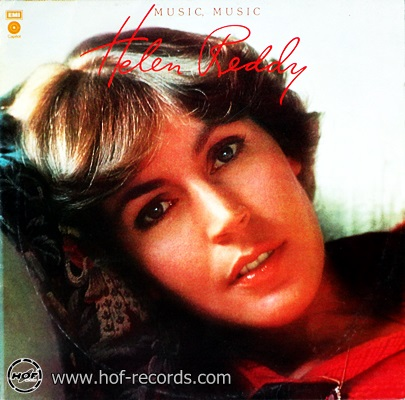 Helen Reddy - Music,Music 1976 1lp