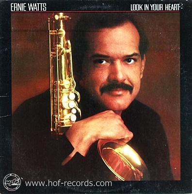 Ernie Watts - Look In Your Heart 1980 1lp
