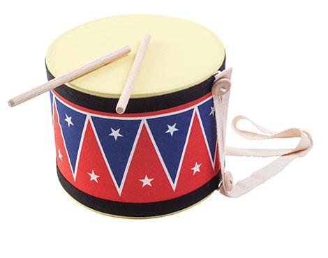 ของเล่นไม้ ของเล่นเด็ก ของเล่นเสริมพัฒนาการ Big Drum ll (ส่งฟรี)