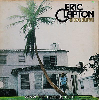 Eric Clapton - 461 Ocean Boulevard 1974 1lp