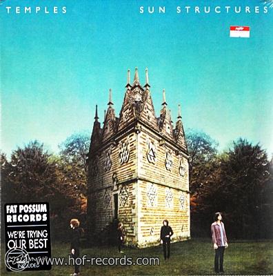 Temples - Sun Structures 1lp NEW