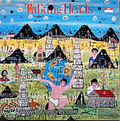 Talking Heads - Little Creatures 1 LP