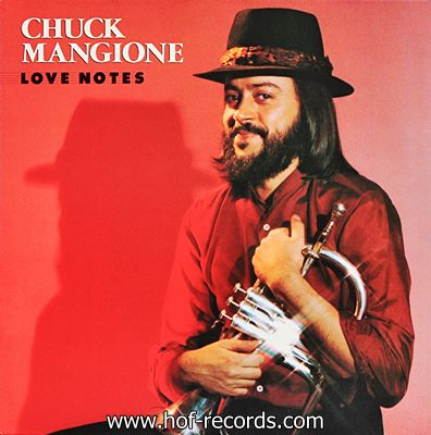 Chuck Mangione - Love Notes 1982