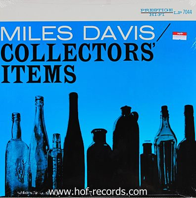 Miles Davis - Collectors' Items 1lp