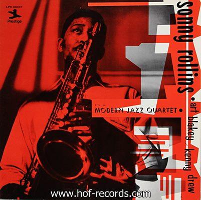 Sonny Rollins - Whit The Modren Jazz Quartet