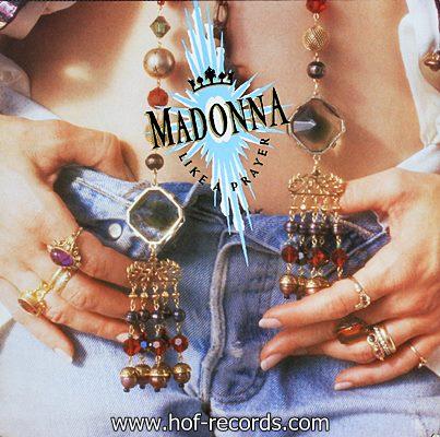 Madonna - Like A Prayer 1989 1lp